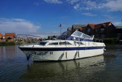 1984 Fairline Holiday MK3