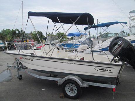 2014 Boston Whaler 150 Montauk
