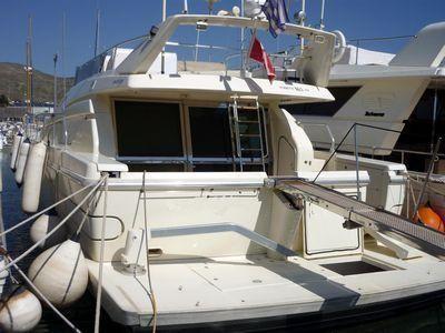 1993 Ferretti Yachts 165 fly