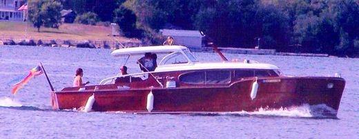 1949 Chris-Craft 34