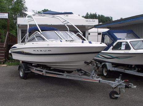 2004 Maxum 1800 SR3