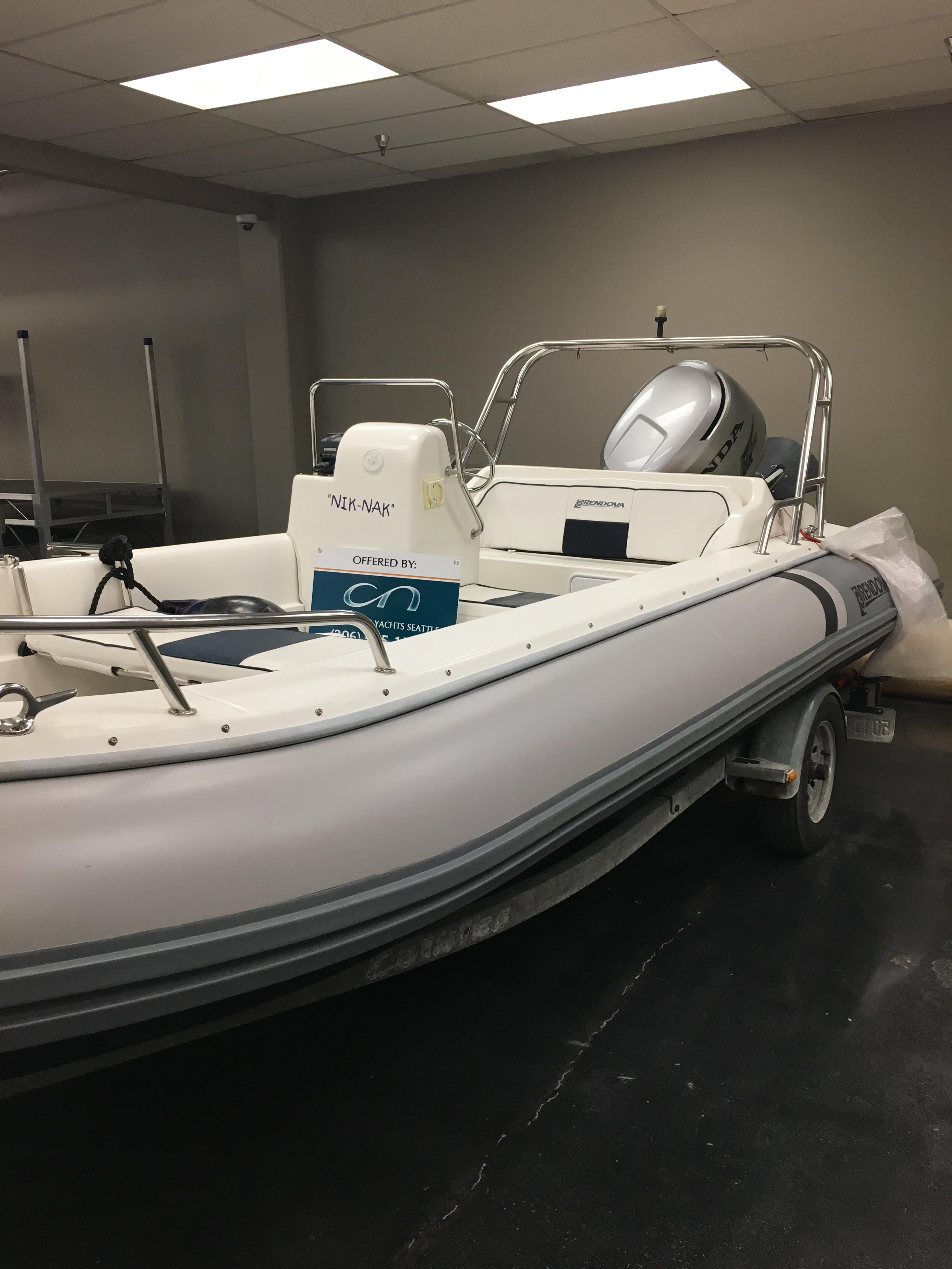 Power Boats For Sale >> 2003 Rendova Tender for sale - YachtWorld
