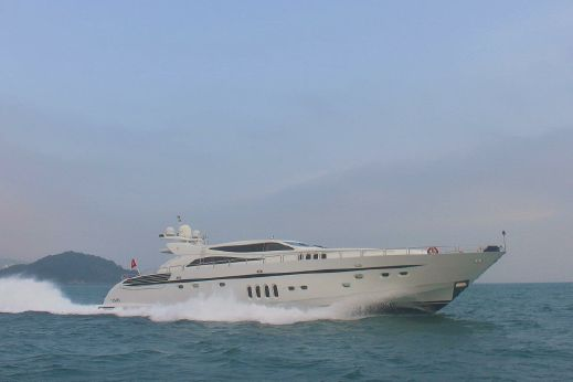 2007 Cantiere Navale Arno Leopard 34 Meter