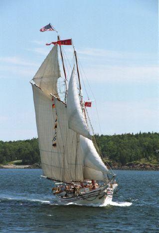 1983Classic schooner