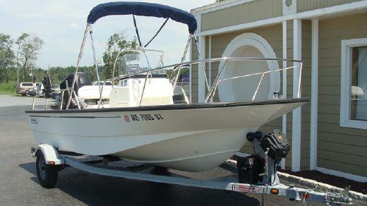 2008 Boston Whaler 170 Montauk