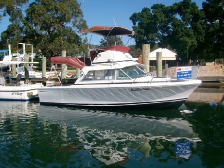 1985 Bertram 25 Flybridge Cruiser