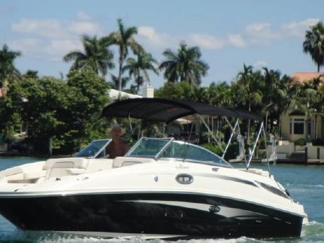 2010 Sea Ray 260 Sundeck