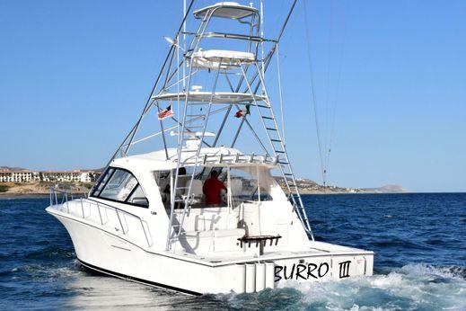 2014 Cabo Yachts 44 Hardtop Express