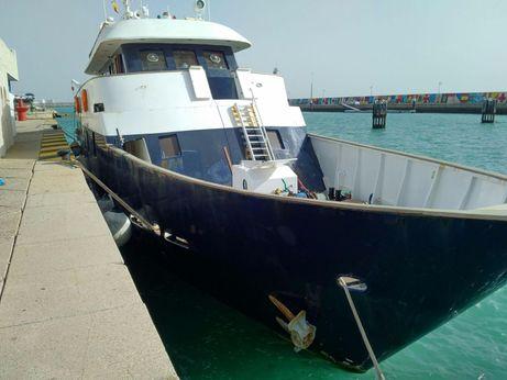 1982 Steel Motoryacht 40m 1703.7