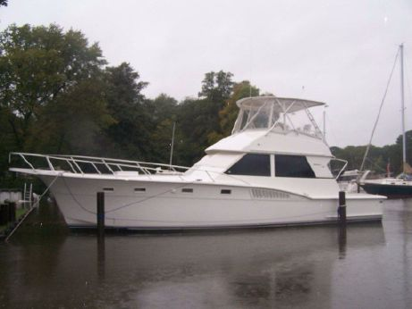 1982 Hatteras 46 HP Convertable