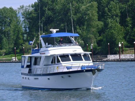 1986 Defever 53 Performance Offshore Cruiser