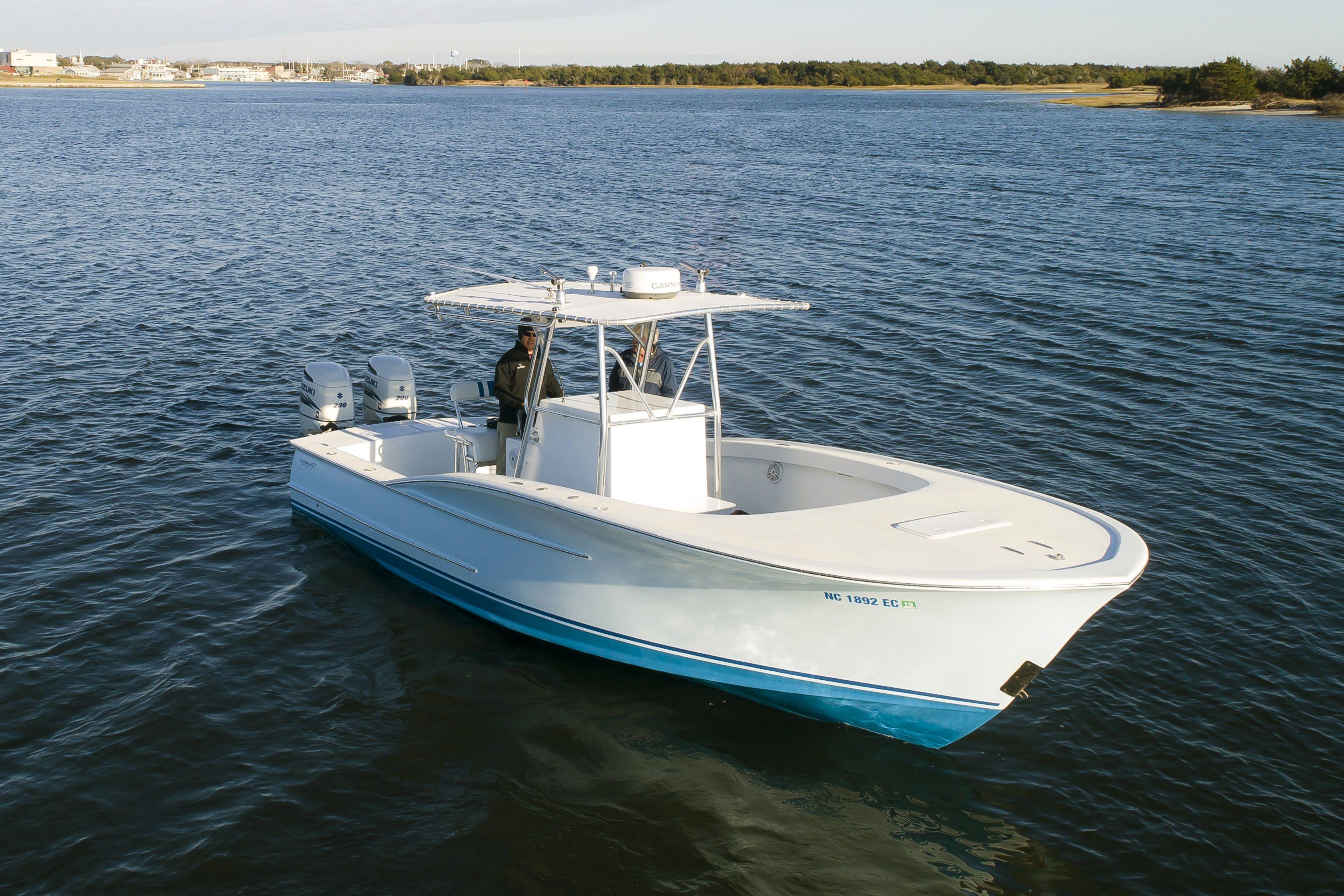 2013 OBX Custom Carolina Center Console Power Boat For ...