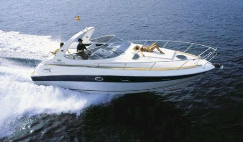 2008 Bavaria Motor Boats BMB 330 Sport