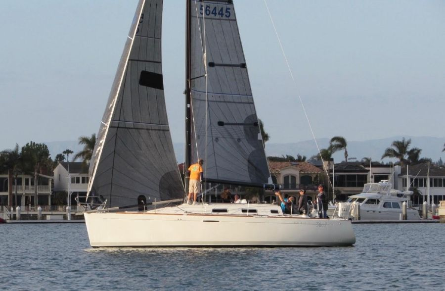 Beneteau First 36.7 Sailboat for sale in Newport Beach