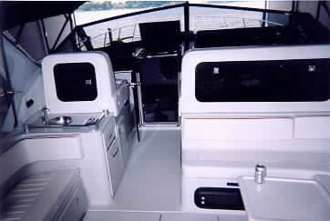 1986 Chris-Craft 412 Amerosport