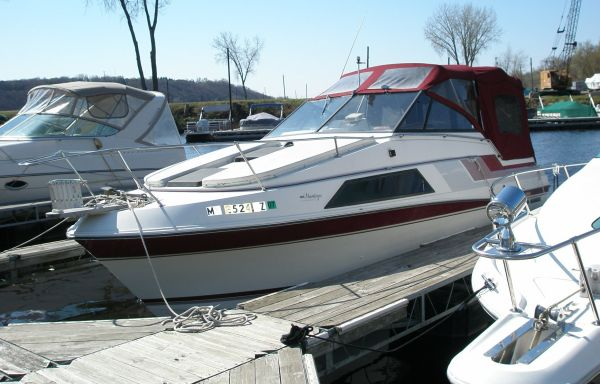 Stillwater (MN) United States  City new picture : 1986 Carver Montego 2657 Power Boat For Sale www.yachtworld.com