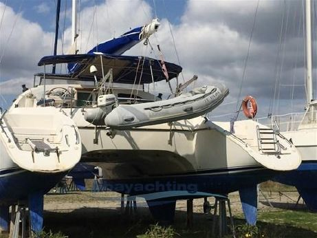 2003 Alliura Marine Privilege 465