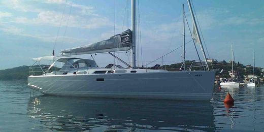 2009 Hanse 430e