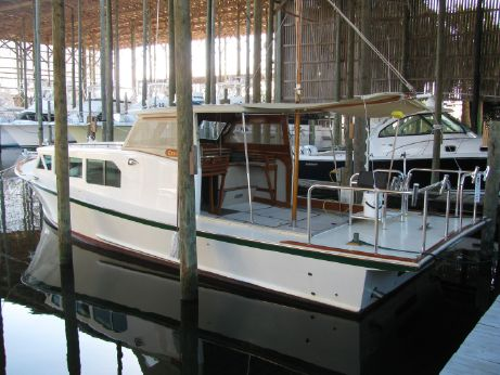1962 Lafitte Skiff Express Crusier