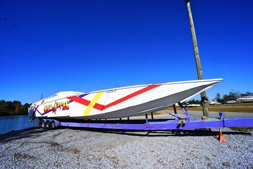 1991 Ocean Express Catamaran 48