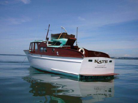 1957 Monk Motoryacht