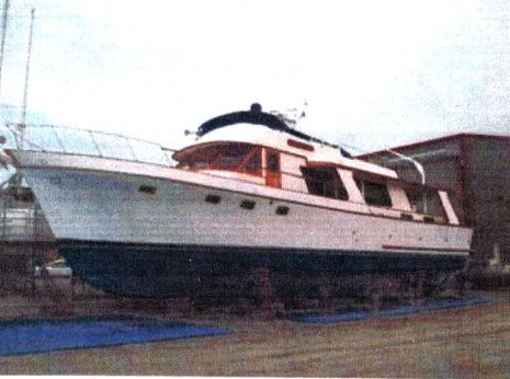 1977 Nordlund Pilothouse LRC