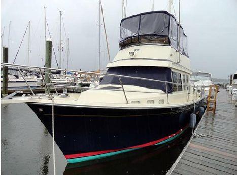 1990 Sabre Sabreline 36 Fast Trawler