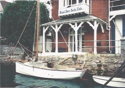 1980 Cornish Crabbers Shrimper 19