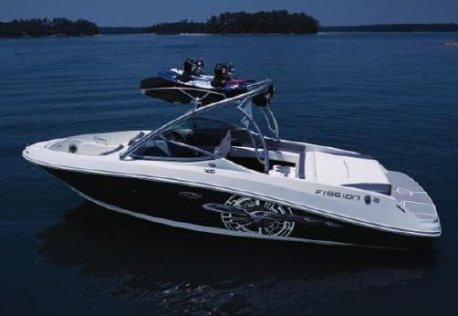 2010 Sea Ray 210 Select Fission