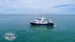 2009 Custom Flybridge Motoryacht