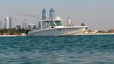 2014 Boston Whaler 370 Outrage