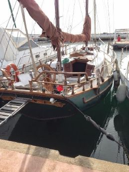 1980 Formosa 36 Ketch