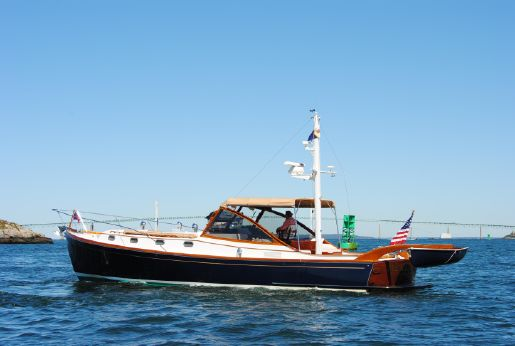 1994 Able Downeast Express