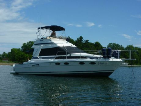 1987 Bayliner Trophy Flybridge 3460