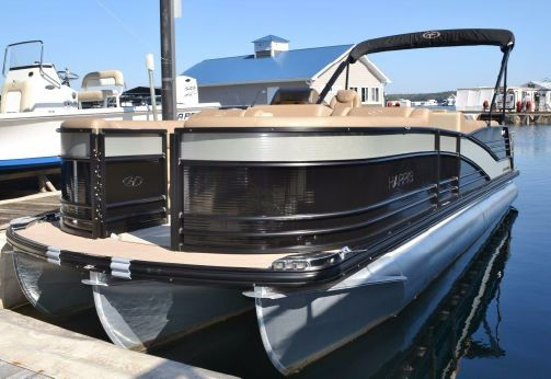 2016 Harris Grand Mariner SL 250 SL