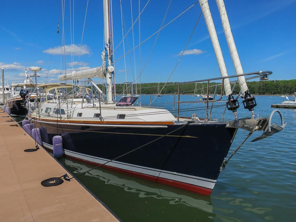 2010 Outbound 46 Plus Sail Boat For Sale Marine Ac Dock Wiring Panel