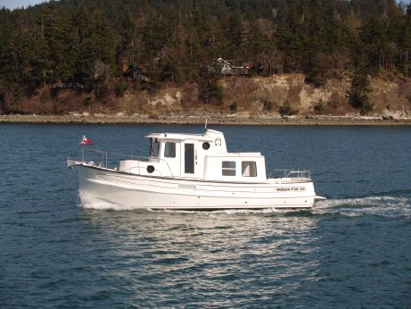 2009 Nordic Tugs Pilothouse