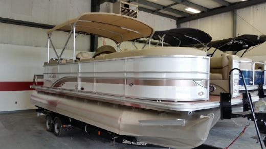 2014 Sylvan 8522 Mirage Cruise LER