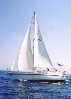1984 Moody 34