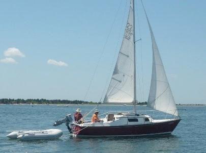 1984 Seafarer Sloop