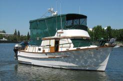 1987 Seahorse Monk 36 NW Trawler