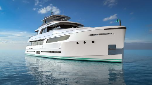 2018 Outer Reef Yachts Trident 3200