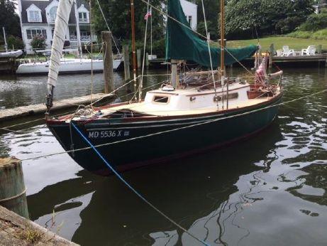 1962 Sailboat Sailmaster 22 Sloop