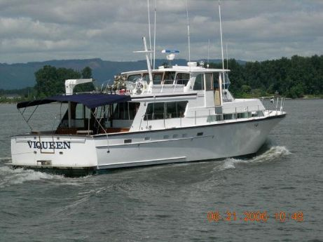 1966 Marlineer 60 Pilothouse