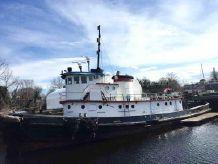 1957 Tugboat Ira S. Bushey built