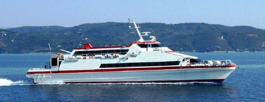 1989 Custom Fast Ferry