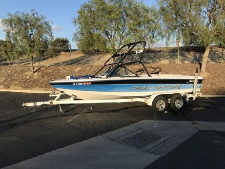 1999 Correct Craft Sport Nautique