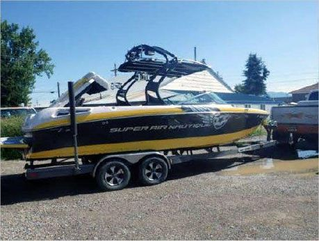 2010 Correct Craft Sport Air Nautique 230