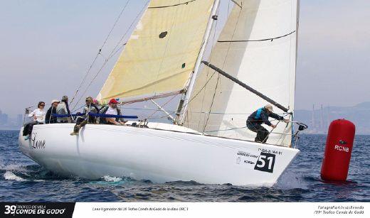 1995 X-Yachts IMX-38  IMX 38