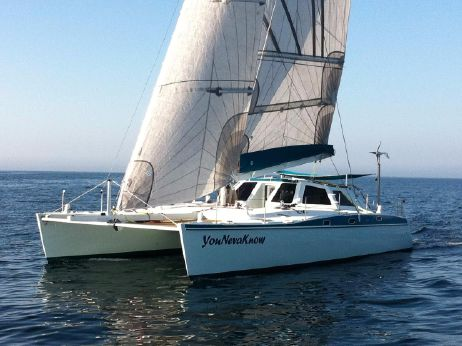 2010 Chris White Designs ATLANTIC 48